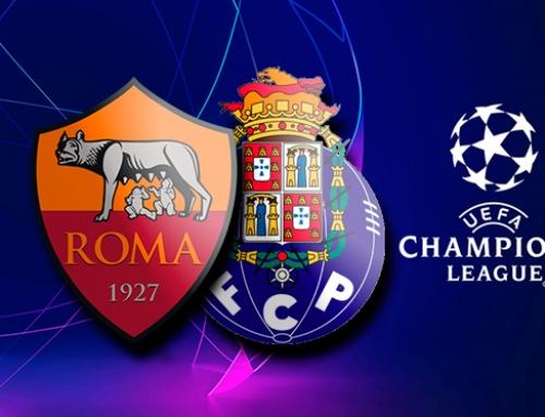 Рома — Порту: прогноз на матч Лиги Чемпионов 12 февраля 2019