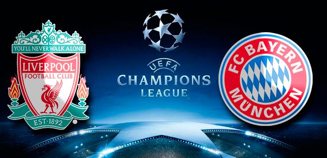 Ливерпуль — Бавария Мюнхен: прогноз на матч Лиги Чемпионов 19 февраля 2019