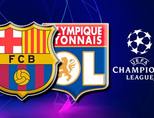 Барселона — Лион Олимпик: прогноз на матч Лиги Чемпионов 13 марта 2019