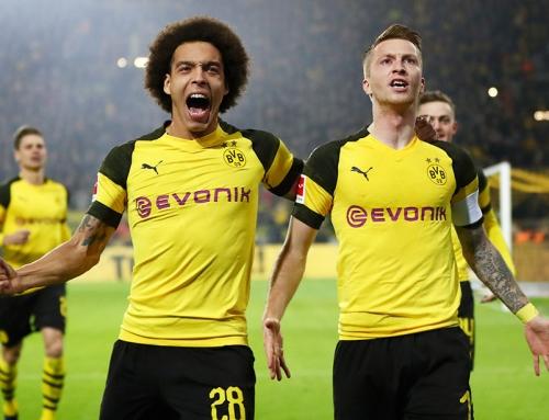 Герта — Боруссия Дортмунд: прогноз на матч Бундеслиги 16 марта 2019