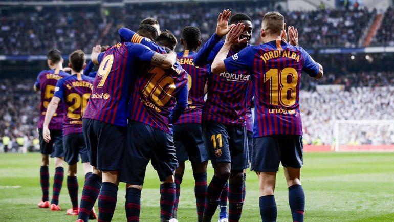 Реал Мадрид — Барселона: прогноз на матч Чемпионата Испании 2 марта 2019