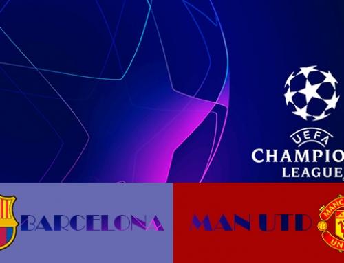 Манчестер Юнайтед — Барселона: прогноз на матч Лиги Чемпионов 10 апреля 2018