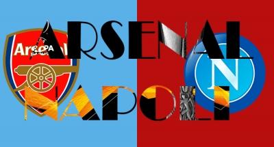Арсенал Лондон — Наполи: прогноз на матч Лиги Европы 11 апреля 2019