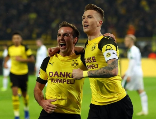 Боруссия Дортмунд-Шальке: прогноз на матч Чемпионата Германии 27 апреля 2019