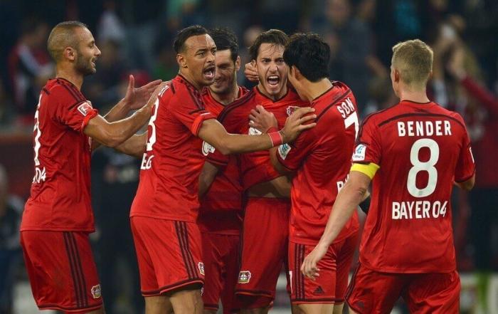 Байер Леверкузен-Айнтрахт Франкфурт: прогноз на матч Чемпионата Германии 5 мая 2019