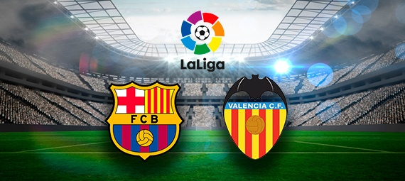 Барселона валенсия статистика игрока